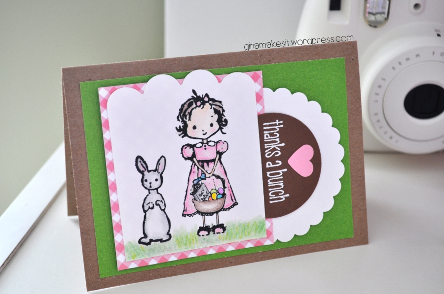 Easter Thank YouCards