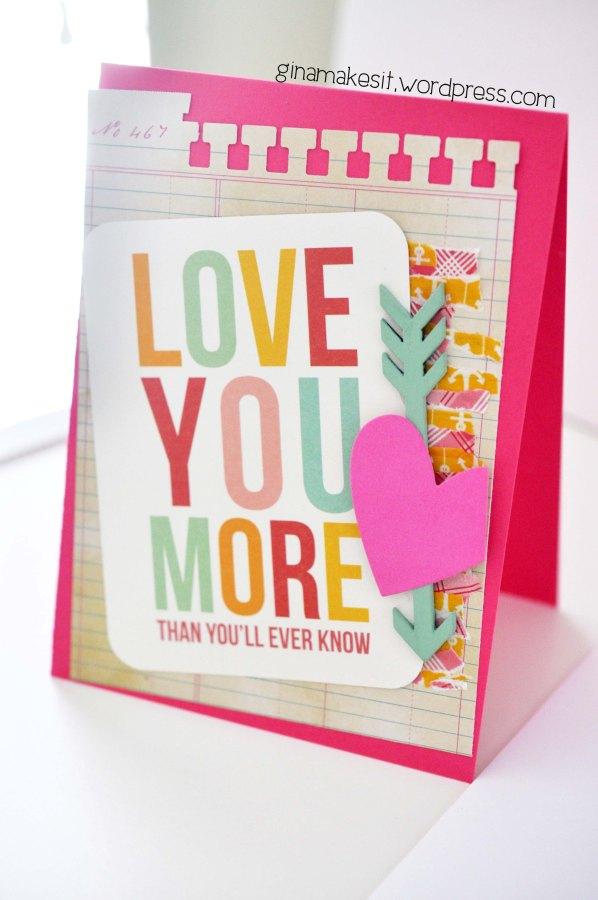 Love You MoreCard